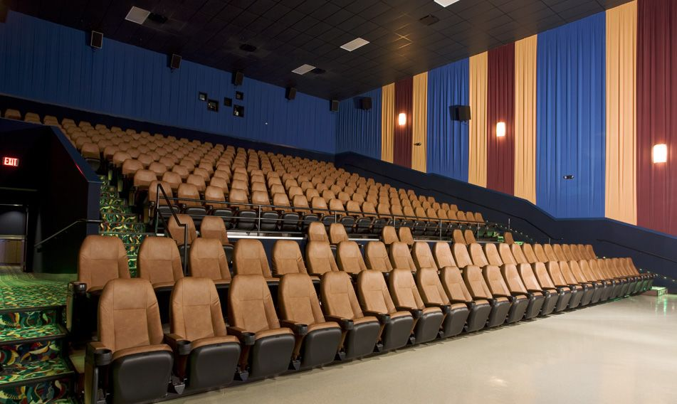 Elk Grove Theatre Auditorium About Time Movie Cinema Auditorium
