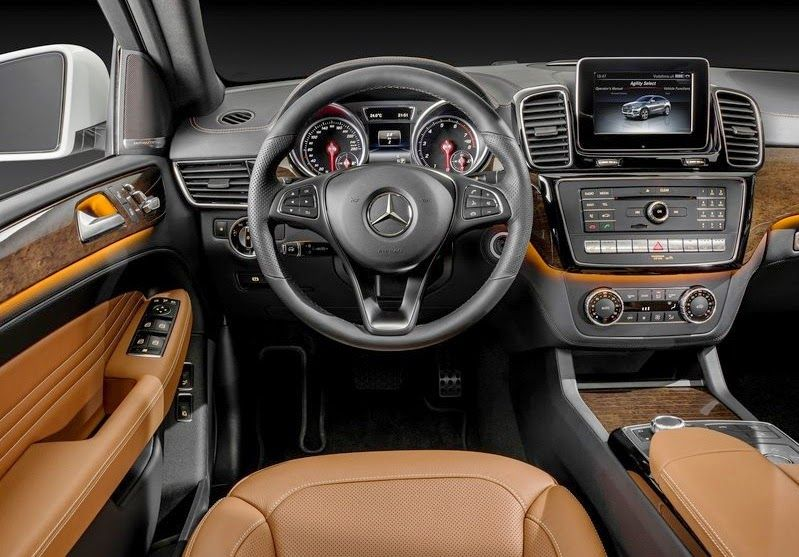 Mercedes Benz Gle Coupe 2016 Auto Carros
