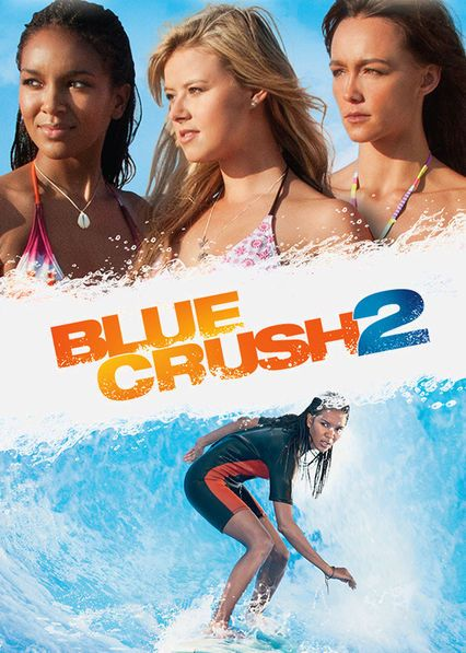 Blue Crush 2 2011 BRRip 300MB 480p Dual Audio Hindi