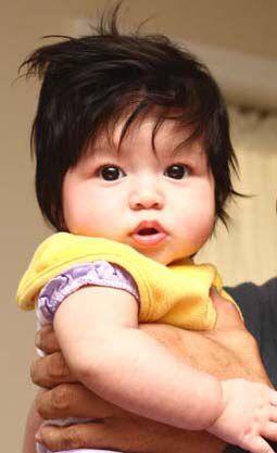 Image from http://babynames.allparenting.com/images/stories/cherokee-baby-girl.jpg.  | Hispanic baby names, Spanish baby names, Baby girl names