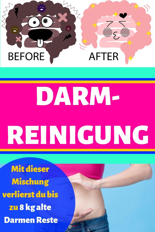 So reinigen Sie Ihren Dickdarm und verlieren Gewicht