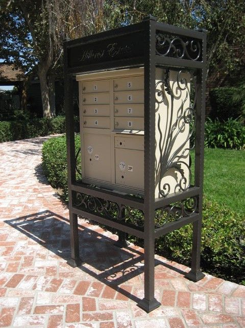 custom mailbox. Mailboxes R Us / Mailbox - Commercial And Business Custom Products