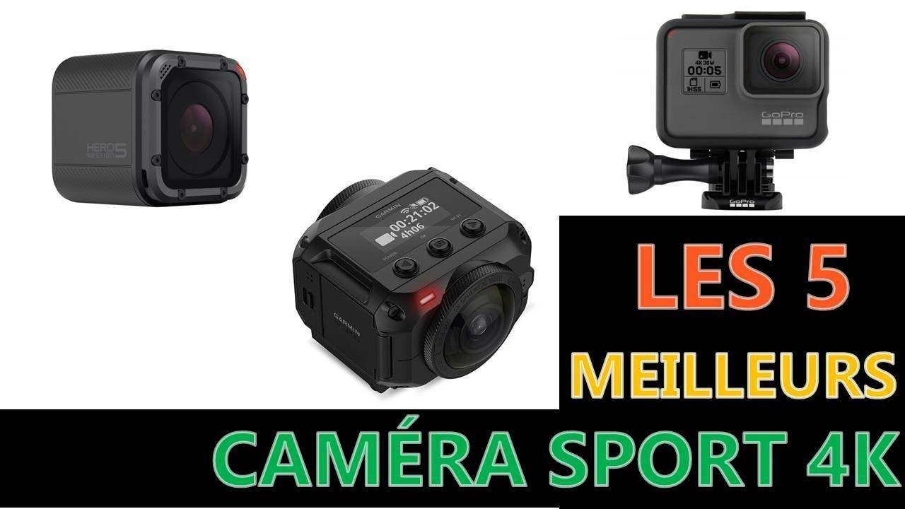 Les 5 Meilleurs Caméra Sport 4k 2019 Adventure camera
