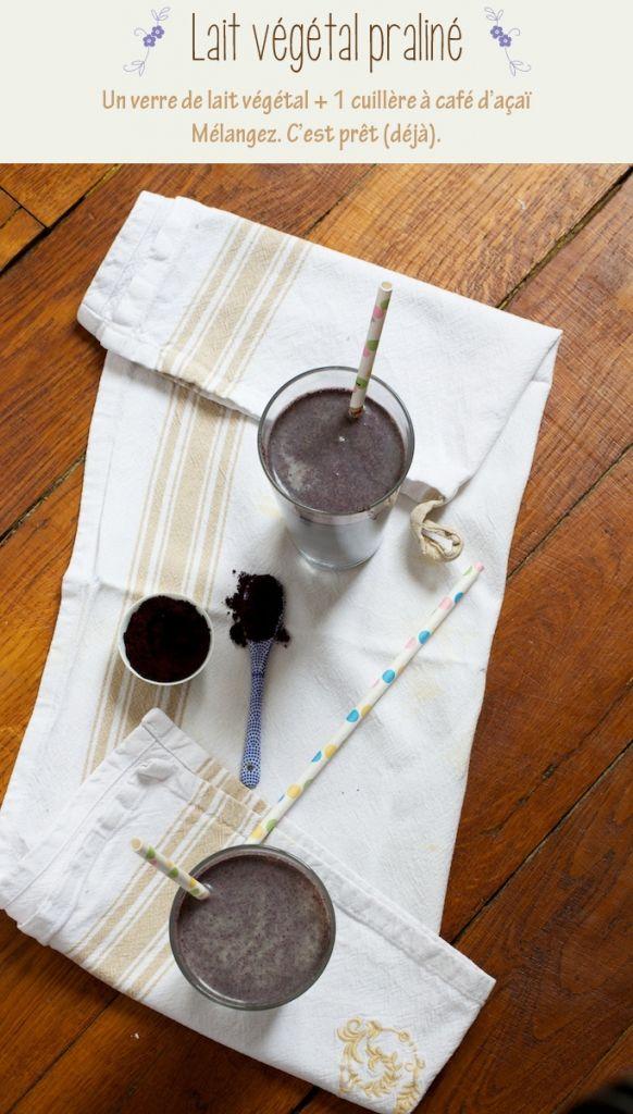 Chaudron pastel : {L'açaï} superaliment superfood / naturopathie