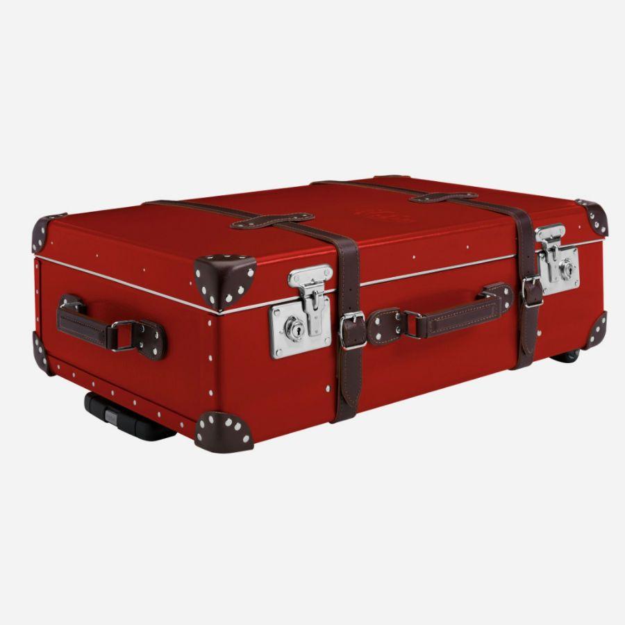 Atlasär en serie handgjorda resväskor i vintage stil från Alstermo Bruk Väskornaär