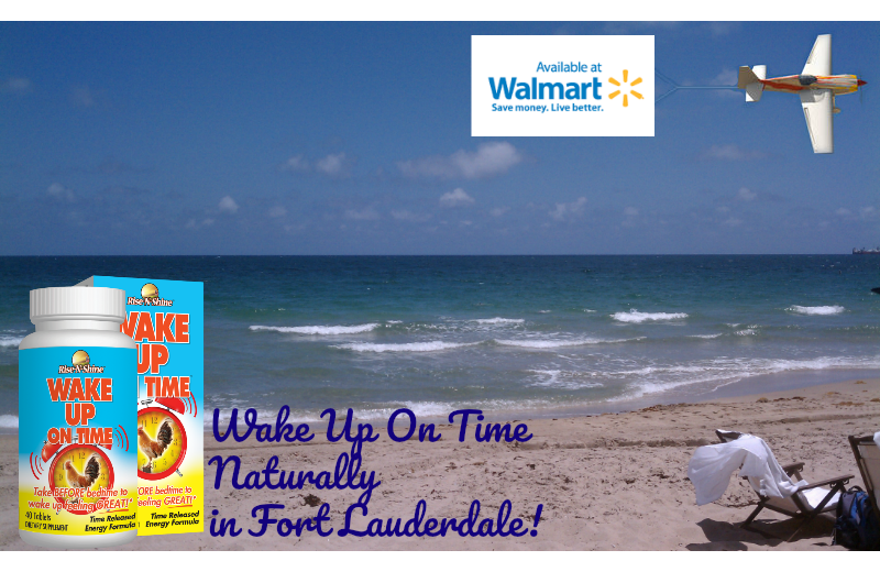 Dont Miss The Beach Wake Up On Time Naturally In Ft Lauderdale - What is the time now in florida