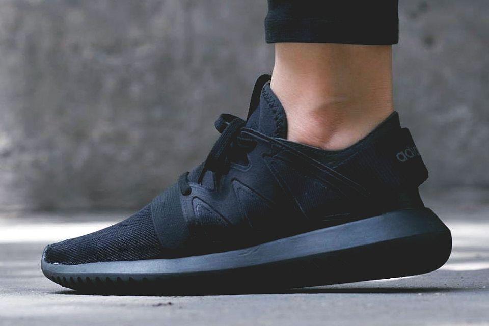 adidas Tubular Viral W Triple Black  sneakernews  Sneakers  StreetStyle   Kicks e6392065f307