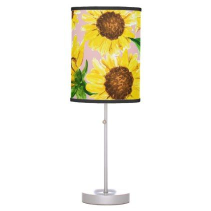 Sunny Table Lamp - home gifts ideas decor special unique custom individual customized individualized
