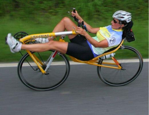 Recumbent Bikes That Climb Fast Cruzbike Recumbent Bicycle Bicycle Trike Bicycle