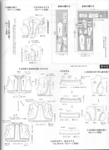 Military Style006 | gothic lolita patterns | Pinterest | Fashion ...