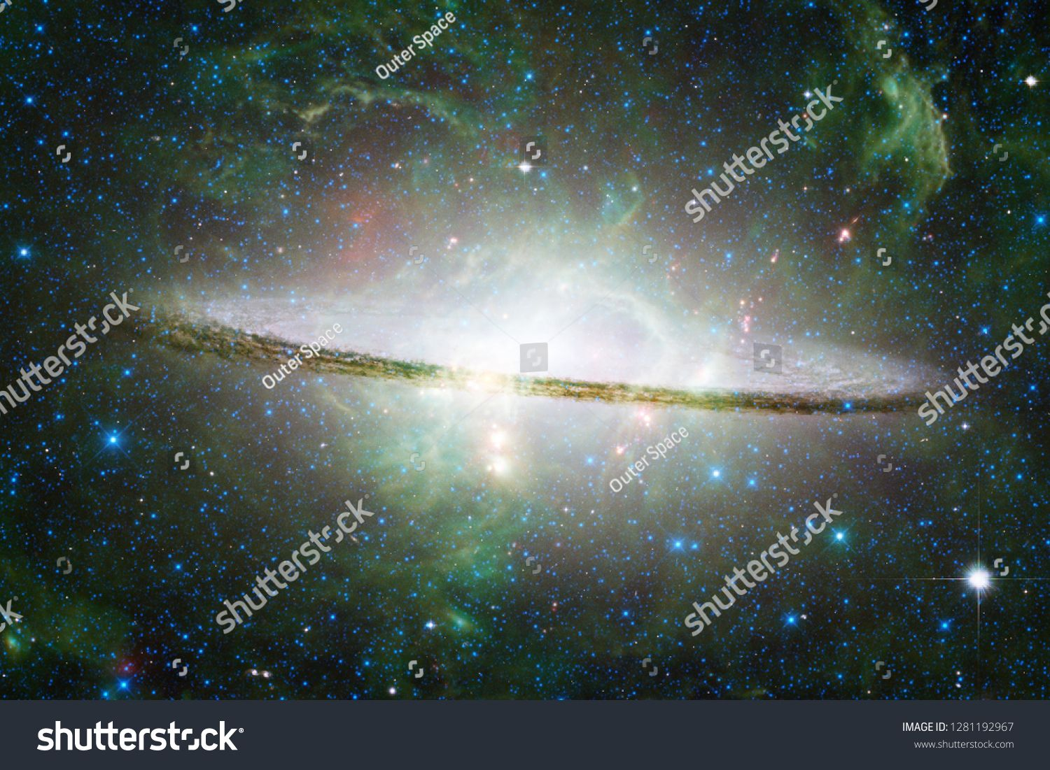 Cosmic Landscape Awesome Science Fiction Wallpaper Elements Of This Image Furnished By Nasa Ad Sponsored Fun Science Mandala Design Art Science Fiction