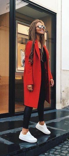 10 maneras de usar un abrigo sin verte a ti misma como mujer