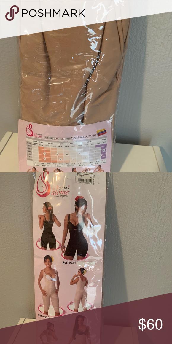 d67155cb381 Faja colombiana Post surgery body shape wear Salome Intimates   Sleepwear  Shapewear