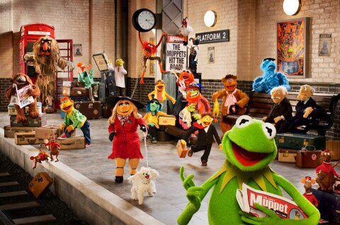 Miss Piggy  & the Muppets