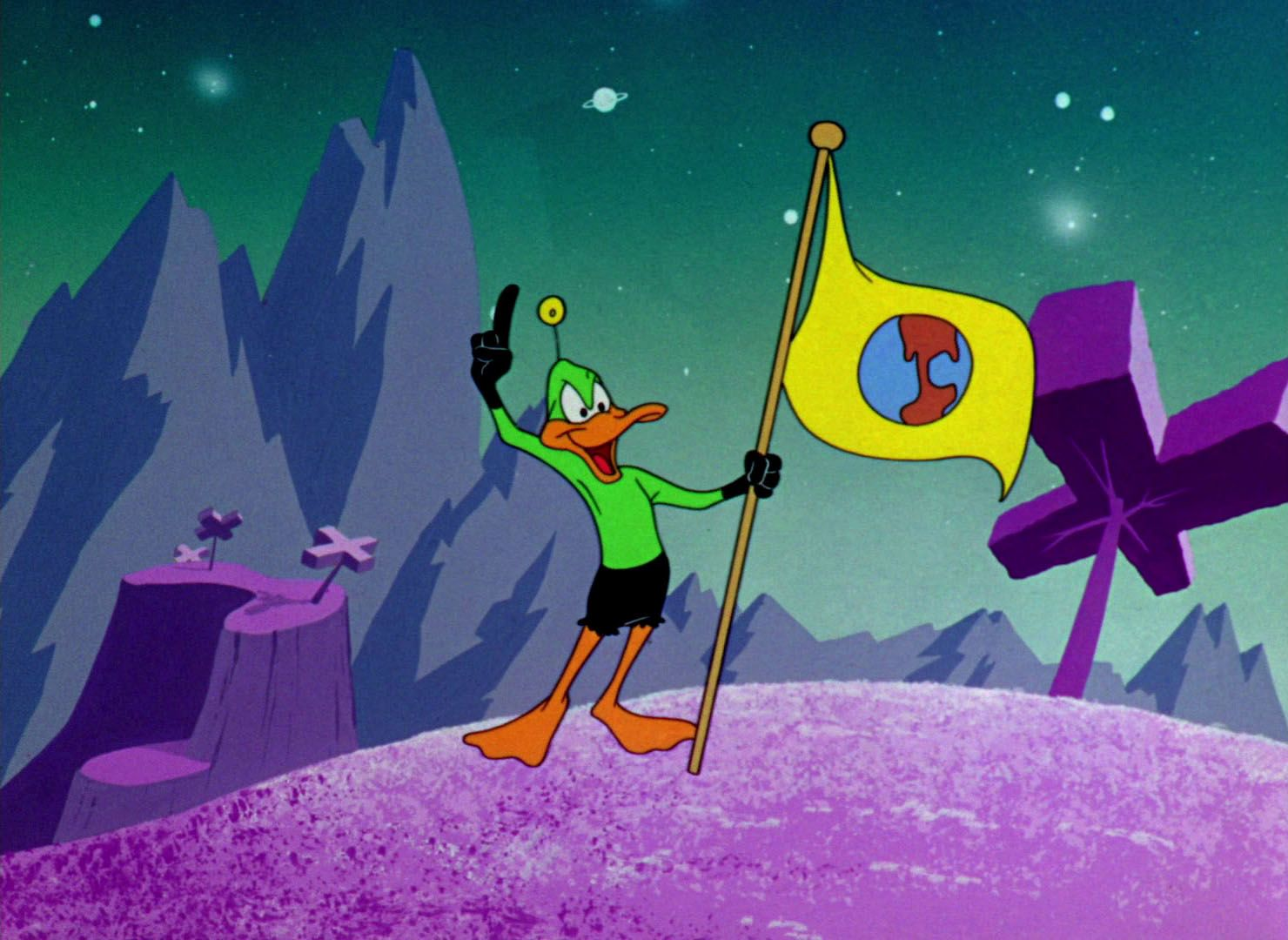 One Of The Greatest Chuck Jones Cartoons Duck Dodgers In The 24th