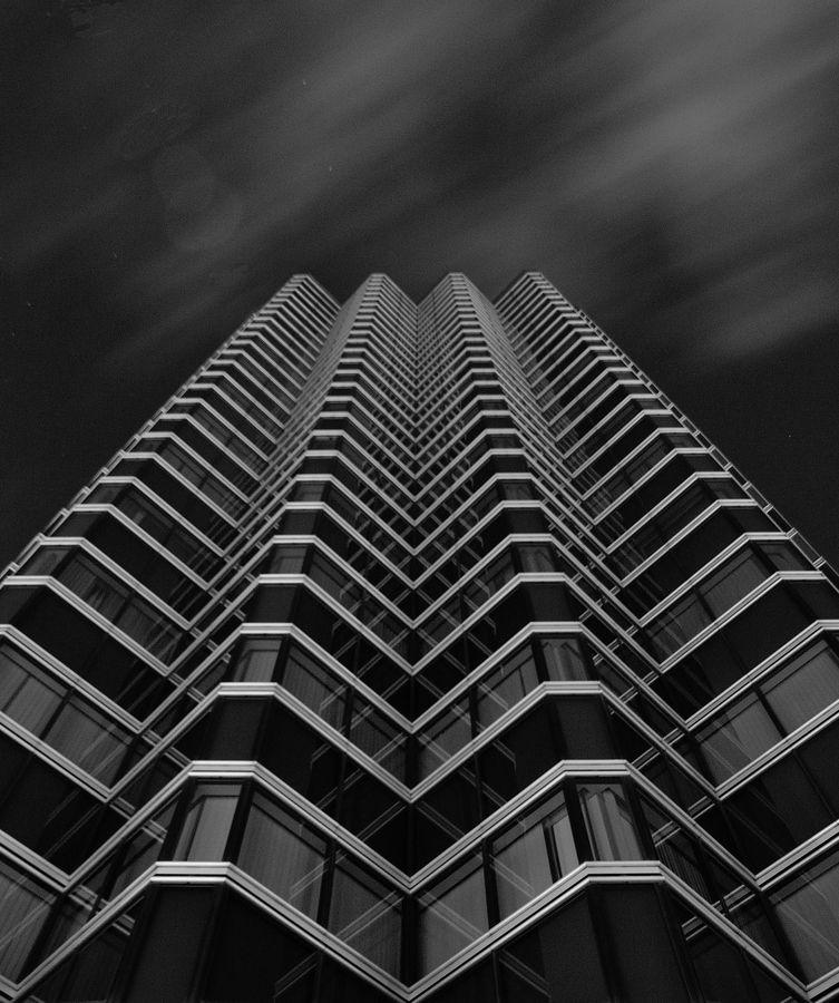 Zig-zag Building