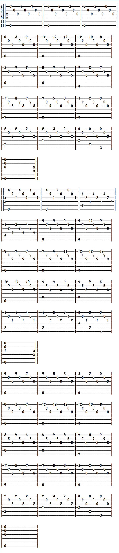 クラシックギター楽譜(TAB譜)禁じられた遊び in 2019 | Guitar sheet music, Classical guitar sheet music, Classical guitar