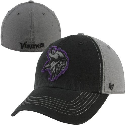 wholesale dealer ec624 96ec4 47 Brand Minnesota Vikings Plasma Franchise Fitted Hat ...