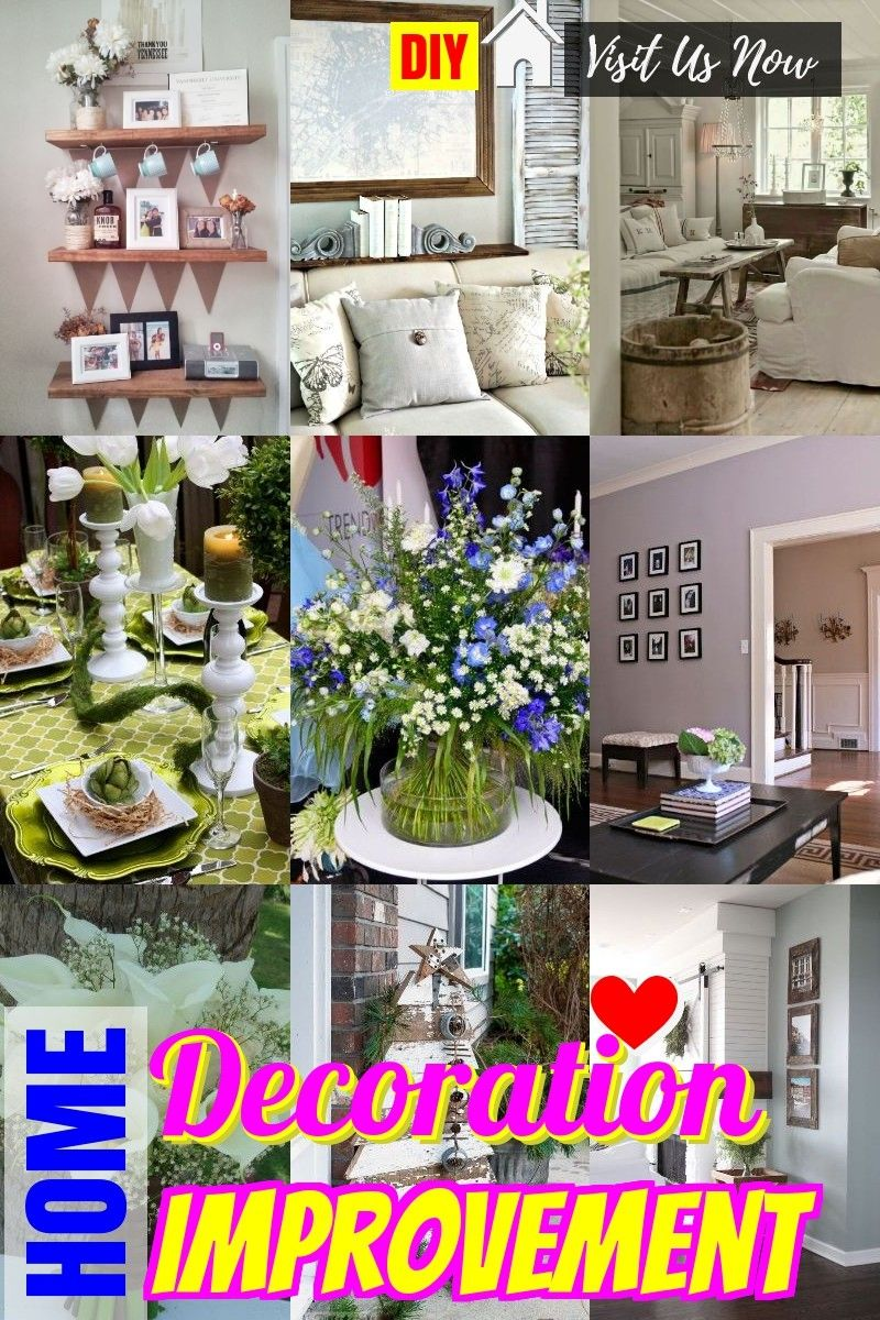 Improve Your House By Doing These Simple Diy Tips Continue With The Details At Image Link Diyhomedecor