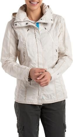 KUHL Women's Lena Jacket Natural XS