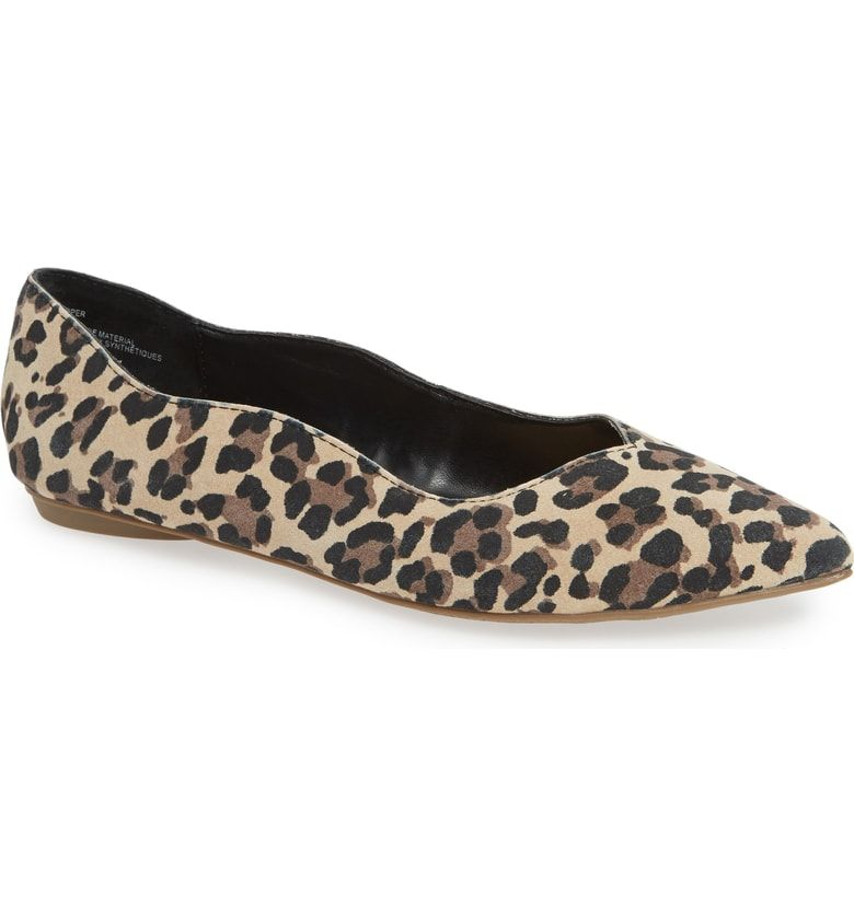 2ce8a80eb Free shipping and returns on BP. Sierra Flat (Women) at Nordstrom.com. A  scalloped topline updates a stylish and versatile pointy-toe flat.