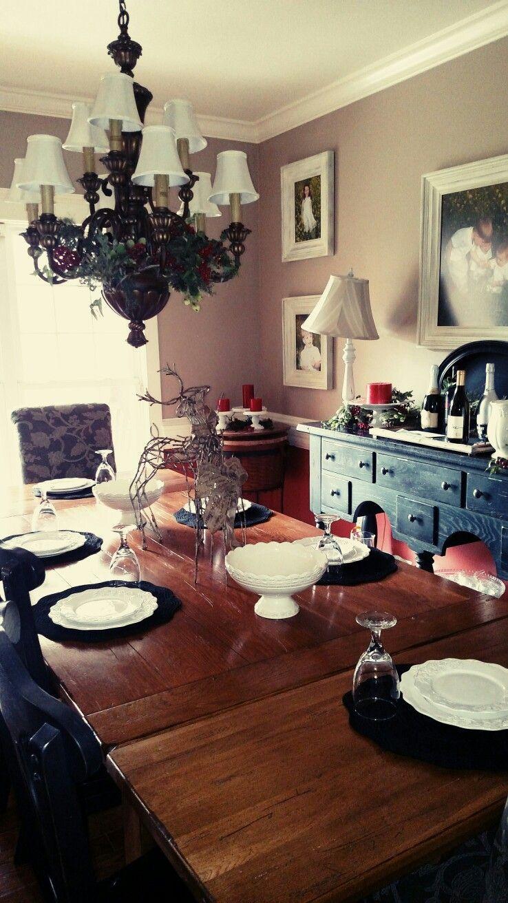 Christmas Upscale Decor Diy Consideritdone Coalcountryconcierge