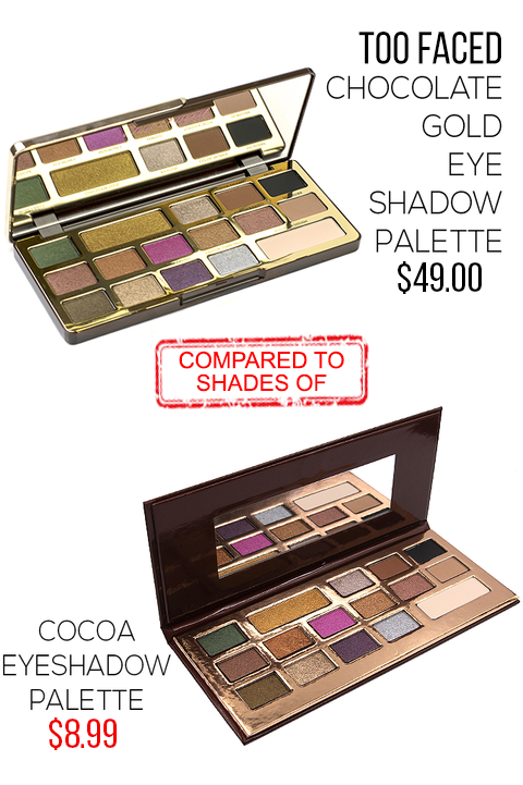 GO2 PALETTE COLLECTION CopyCat Beauty Eyeshadow, Talc