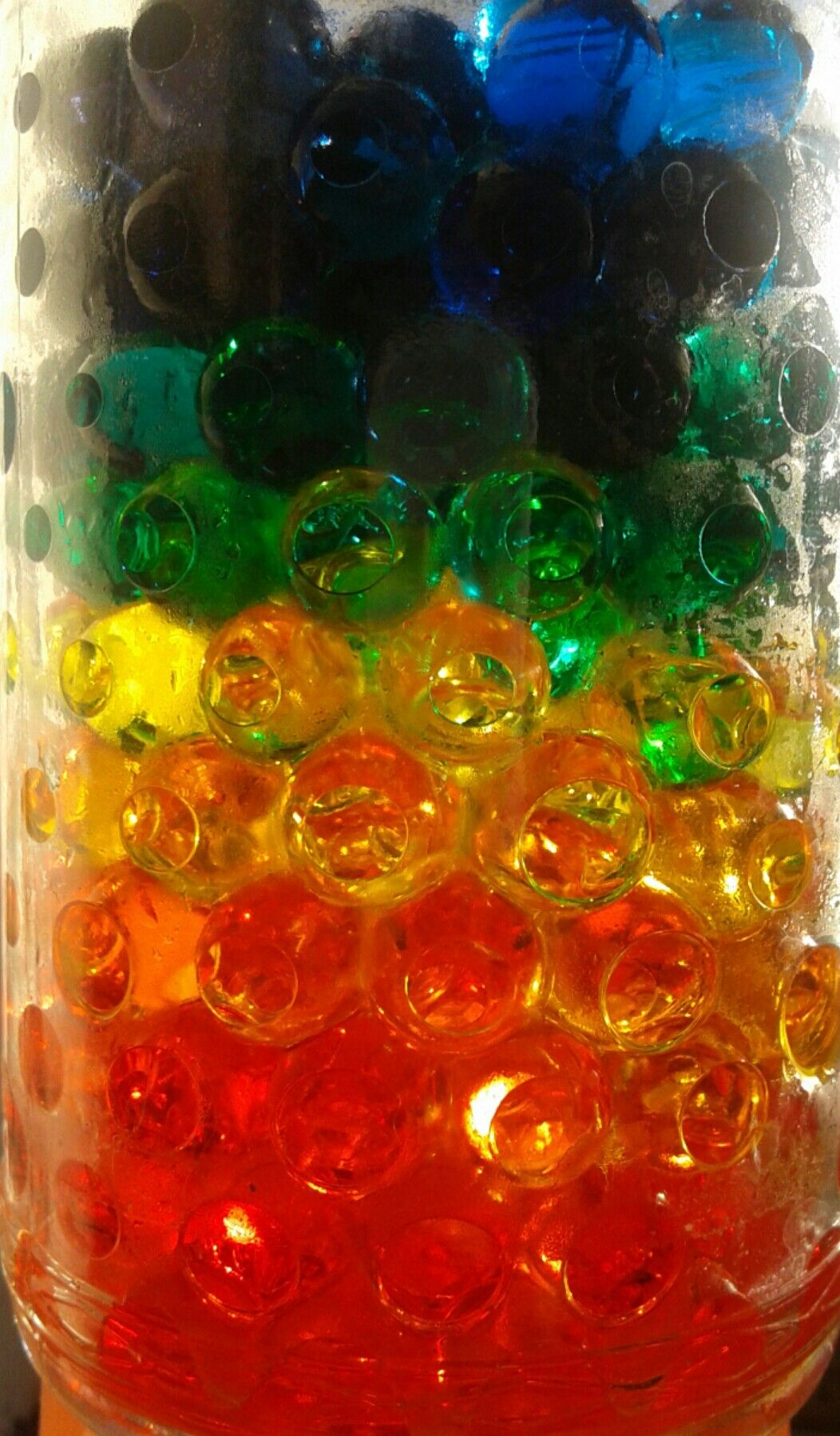 How To Dye Water Beads With Food Coloring