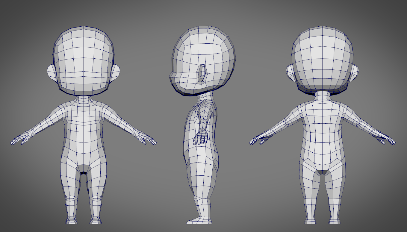 Pin On 3d Characters Illustration
