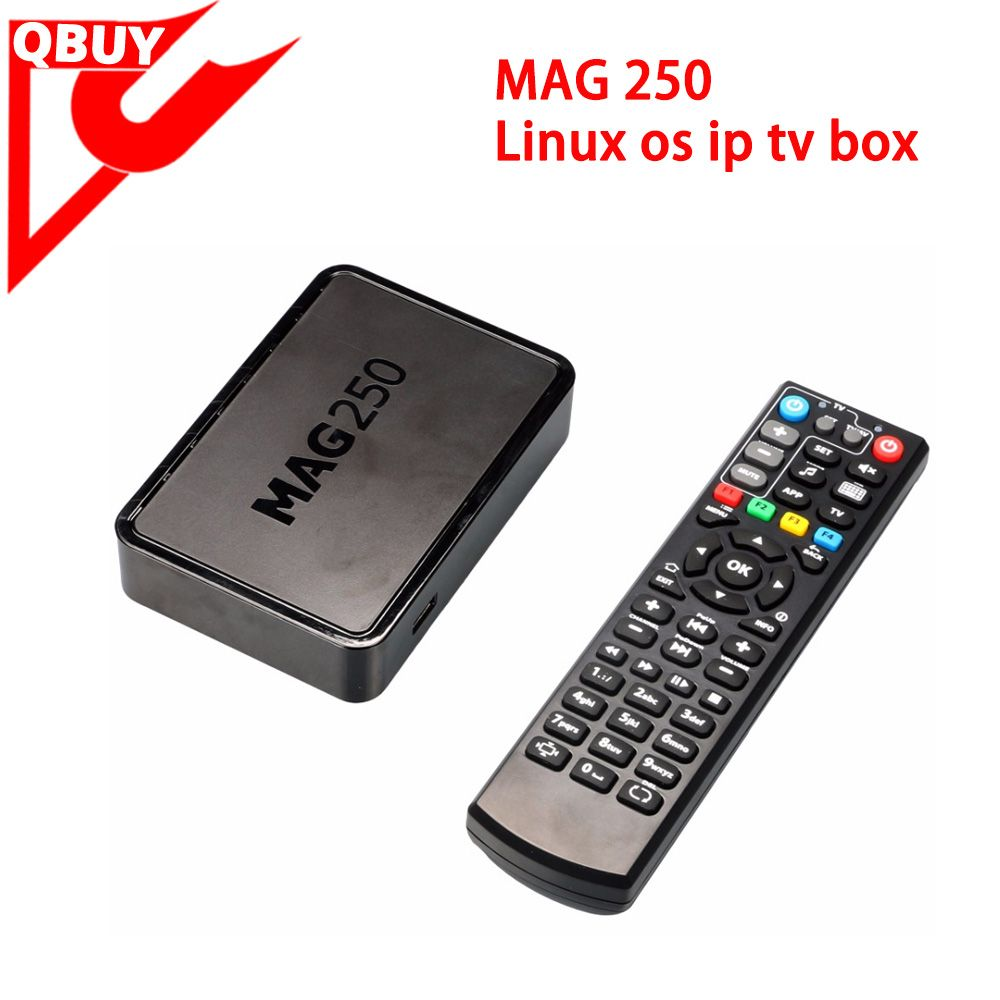 MAG 254 STiH207 and Linux 2 6 23 updated MAG 250 iptv