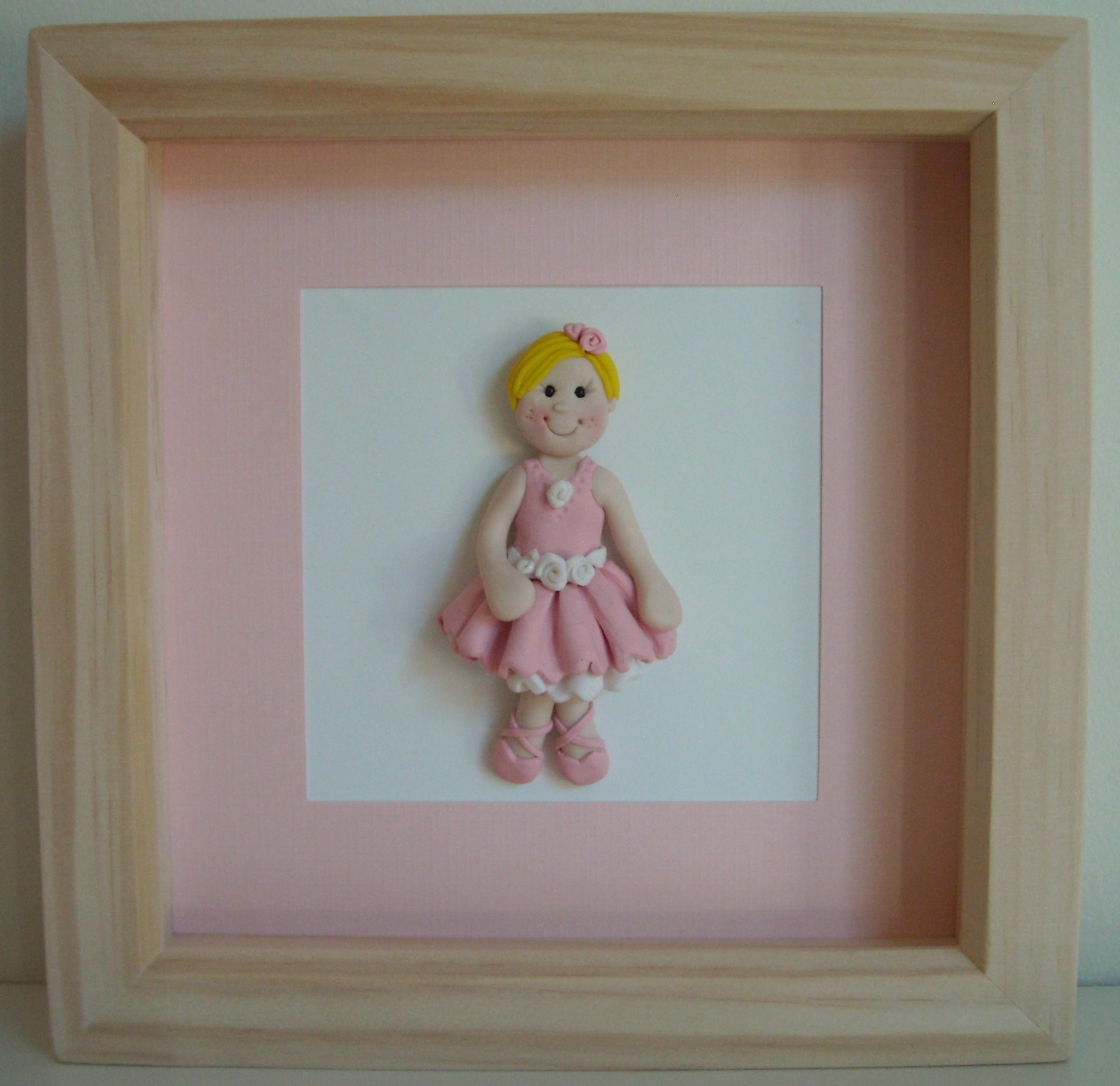 Fimo 3d ballerina in a box picture frame fimo pinterest fimo 3d ballerina in a box picture frame jeuxipadfo Image collections