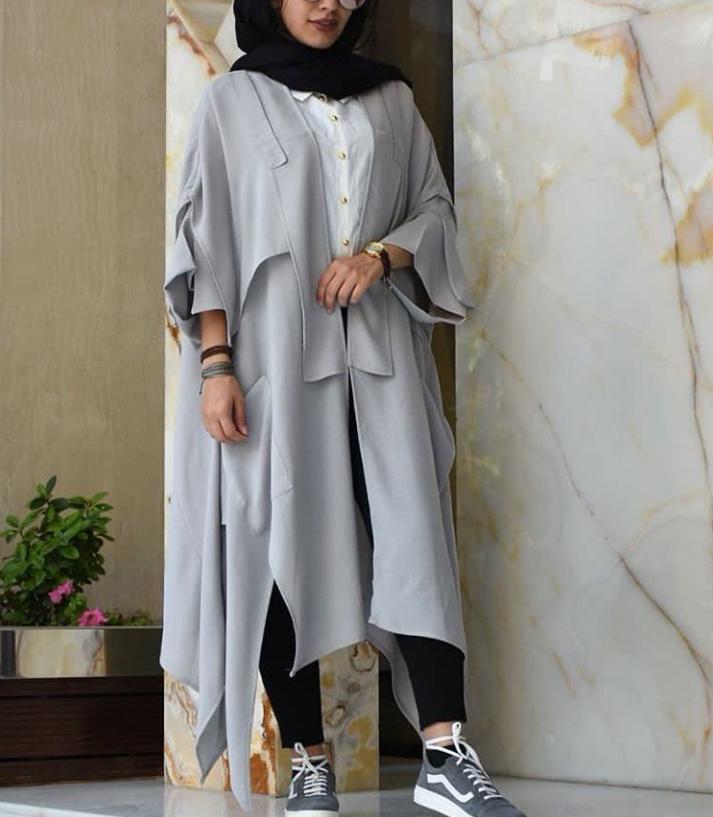 مدل مانتو عید در اینستاگرام