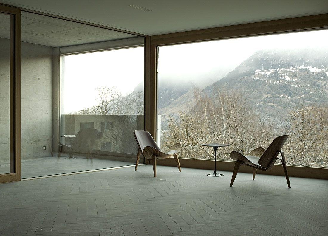 Innenarchitektur Chur Studium wiedemann mettler codels house chur 7 spaces