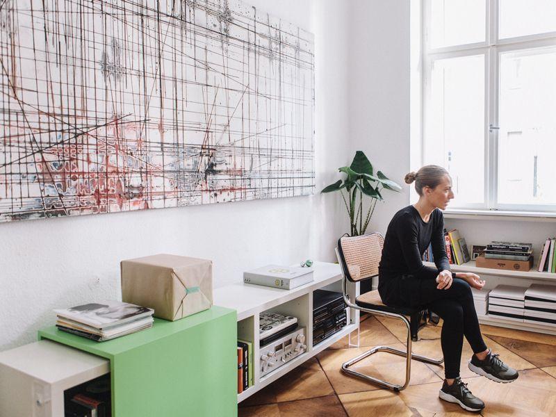 Freunde von Freunden: Nikelab / Johanna Schneider Home
