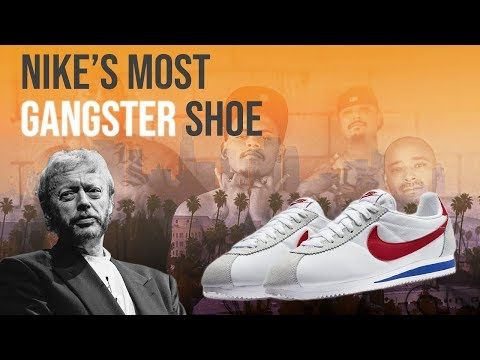 0d1e3af20eff8c Nike Cortez  The Forgotten History of Nike s Most INFAMOUS Shoe - YouTube
