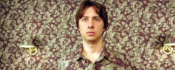 Garden State is the story of an actor who goes back to his hometown