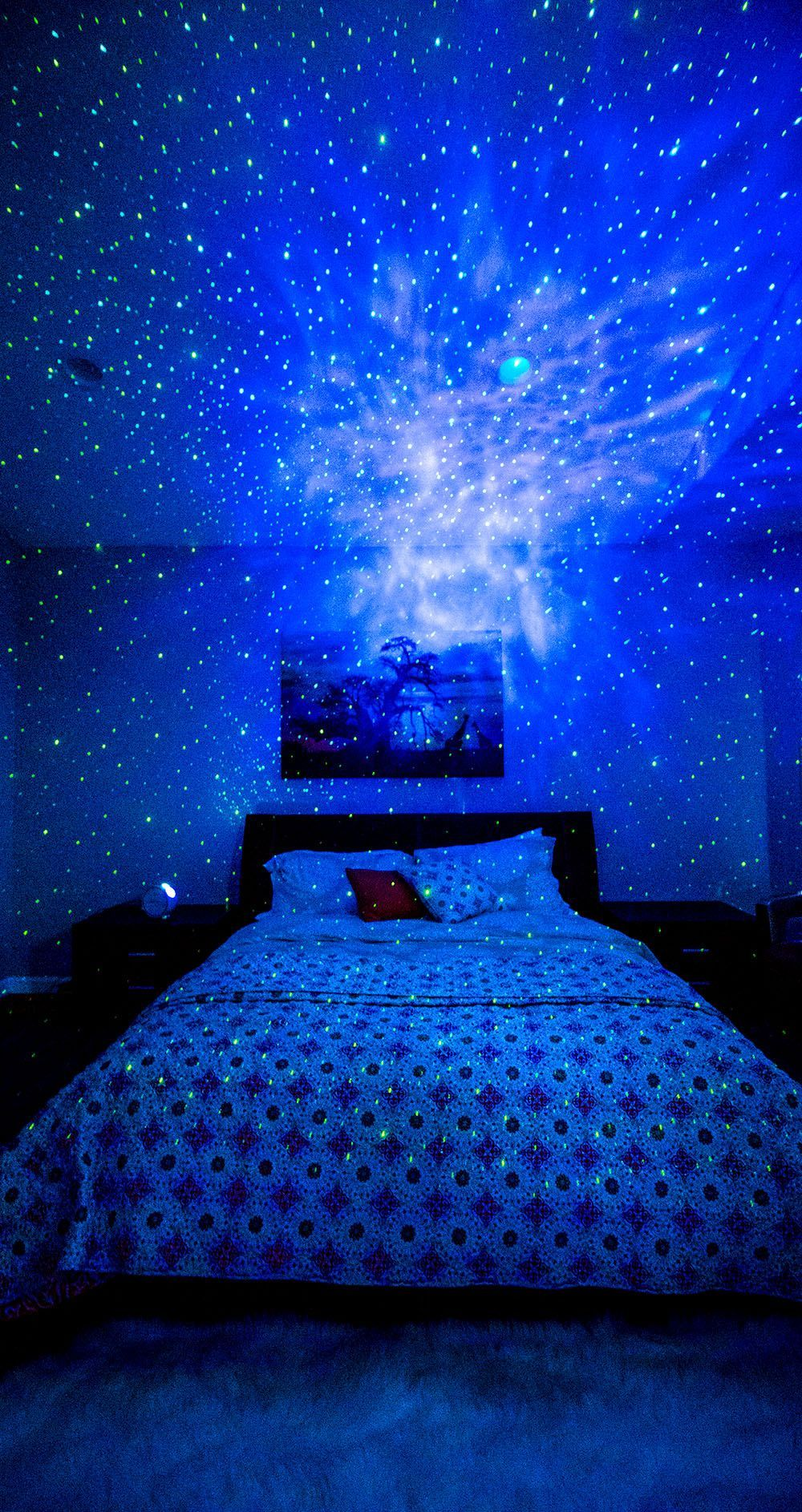 Give Them The Universe This Holiday Season With Skylite Transform Bedtime Game Night Yoga And More With T Space Themed Bedroom Galaxy Bedroom Galaxy Room