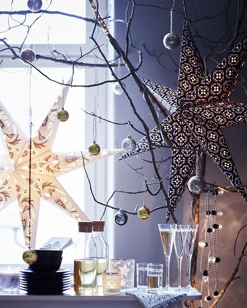 gravity home ikea christmas collection 2016 gem tliche. Black Bedroom Furniture Sets. Home Design Ideas