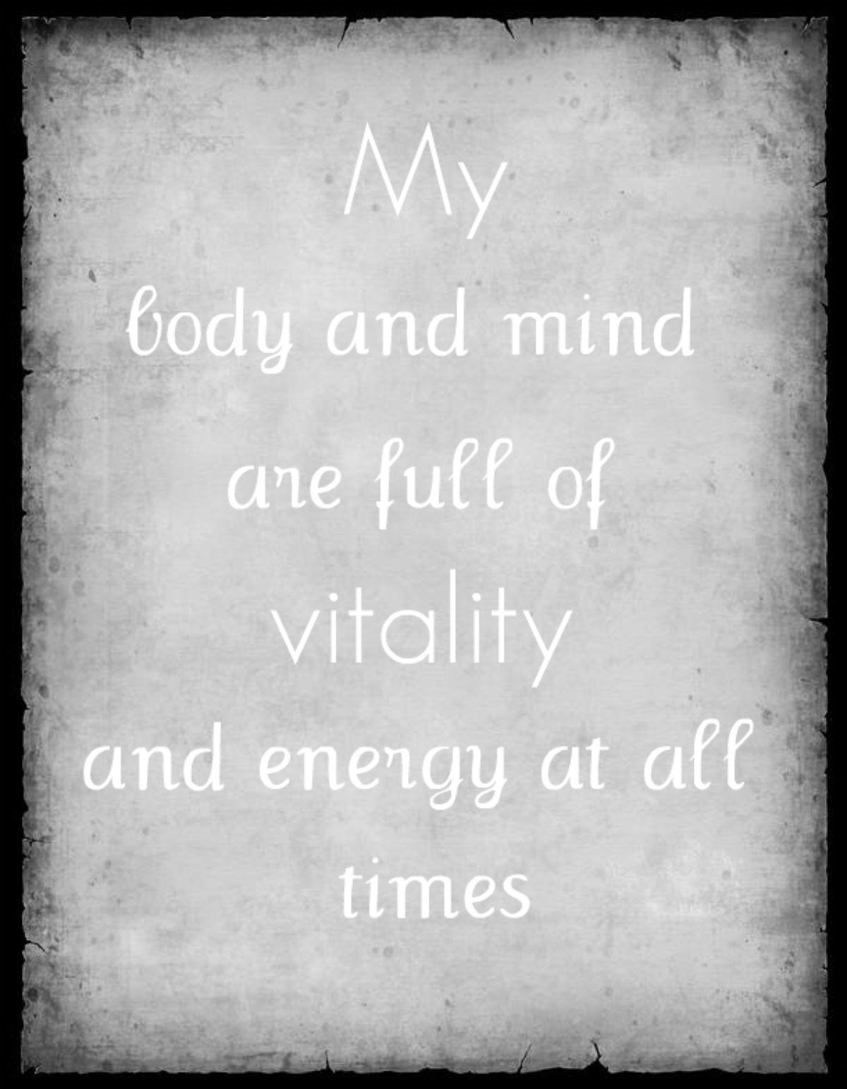 Energy Quotes Vitality Energy Quote  Happy Quotes  Pinterest  Energy Quotes