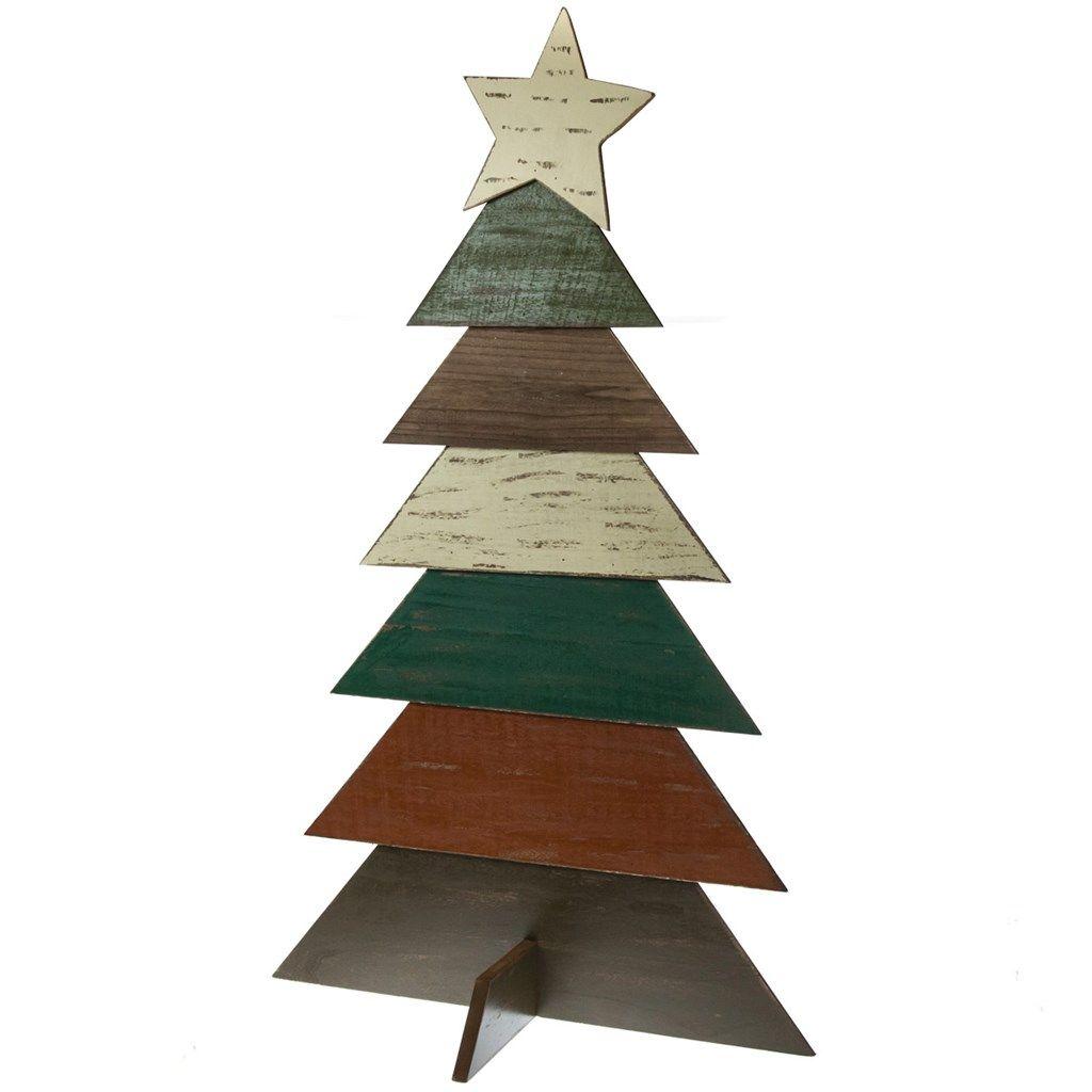 Wooden Tree Decor - Large   Boys Room Christmas   Pinterest   Wooden ...