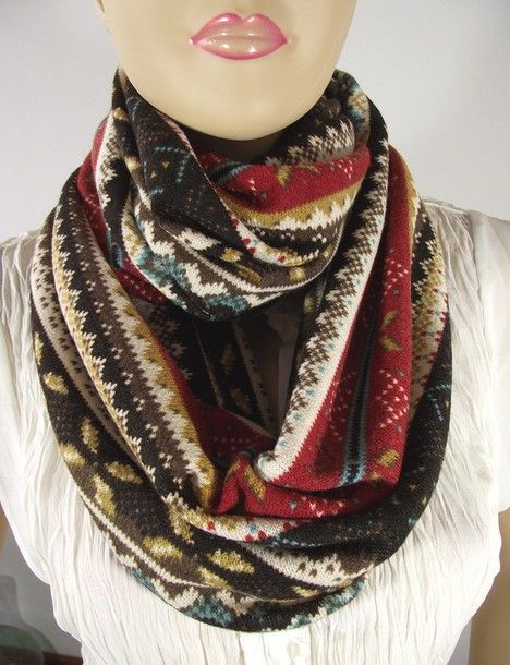 Love this infinity #scarf