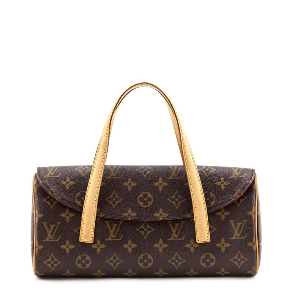 Louis Vuitton Monogram Sonatine Bag In 2020 Louis Vuitton