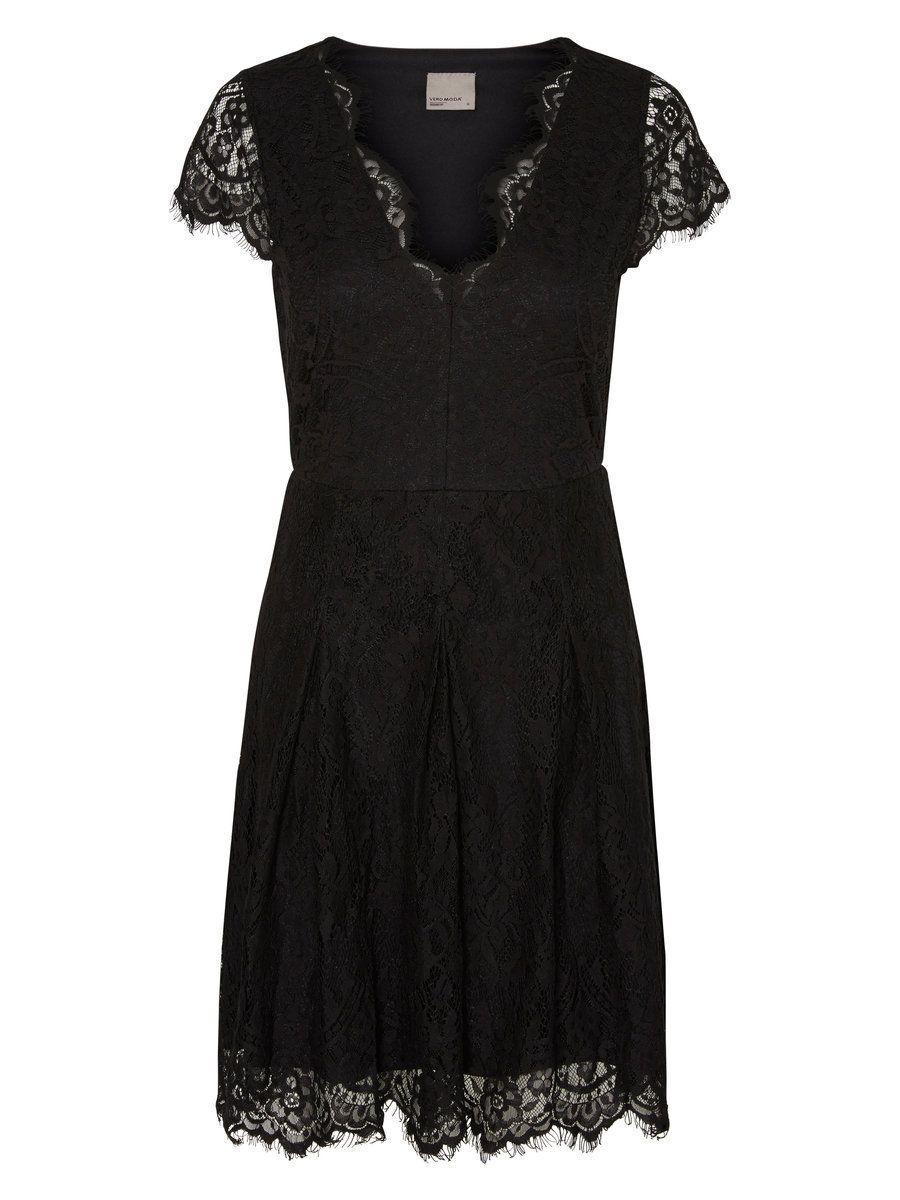 cd3e9607 VERO MODA lace dress | W20-2016-Bekleidung | Dresses, Lace Dress og ...