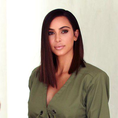el nuevo corte de pelo de kim kardashian