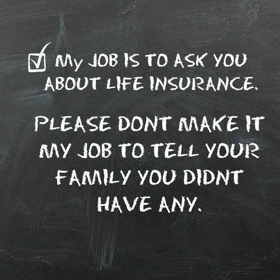 What Do You Think Is The Number One Reason People Give For Not Buying Life Insurance Life Insurance Awareness
