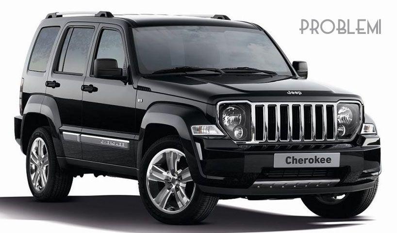 Jeep Cherokee Evropski Opoziv Jeep Cherokee Jeep Overlanding
