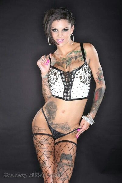 Bonnie Rotten Ink Sexy Beauty Dream Team Tattoos Beleza Cosmetology India Ink
