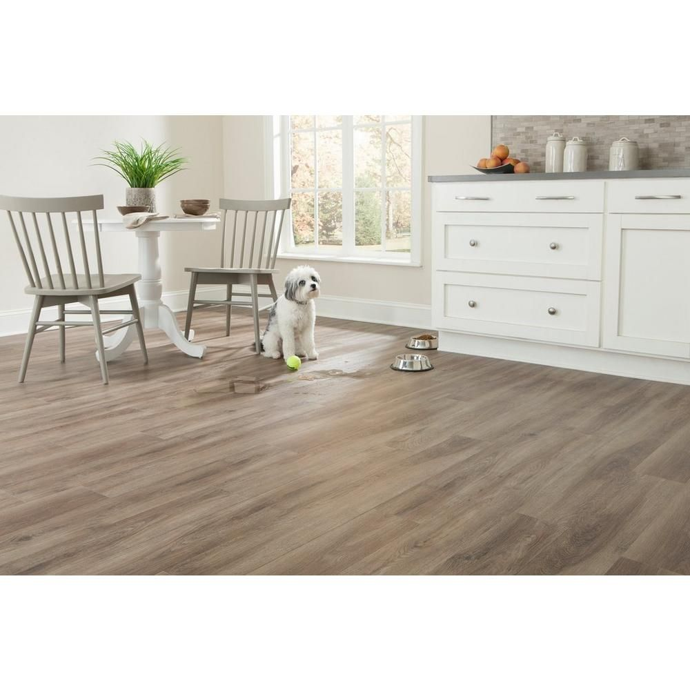 Nucore Cheyenne Plank With Cork Back Floor Decor In 2020 Luxury Vinyl Plank Waterproof Laminate Flooring Flooring