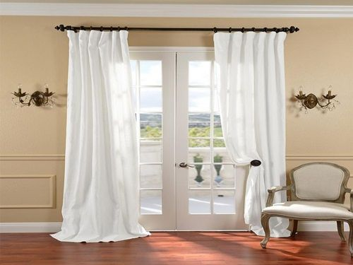 Beautiful Cottage Style Curtains Linen Curtain Panels Traditional Curtains Linen Curtains