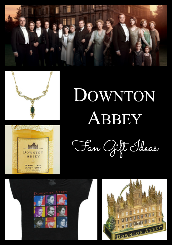 With these Downton Abbey Fan Gift Ideas you'll be able to find the perfect present for anyone who is a fan of the much-loved PBS Masterpiece drama.